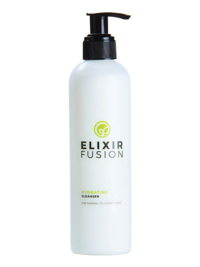 image of the hydrating cleanser