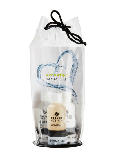image of the hydrating sample kit