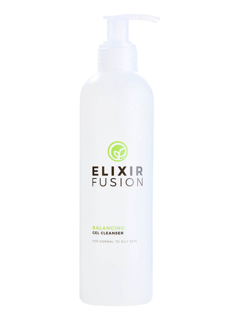 250ml bottle of the Balancing Gel Cleanser