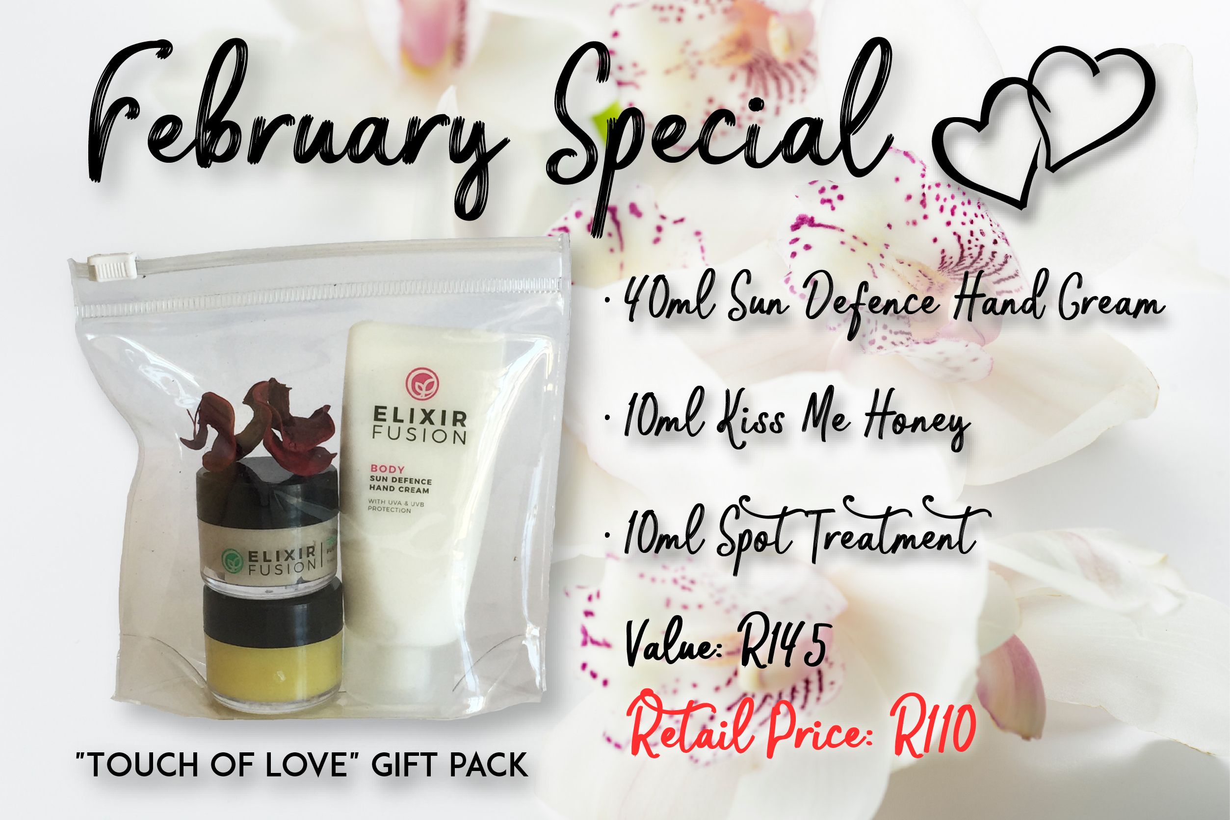 Touch of Love Gift Pack