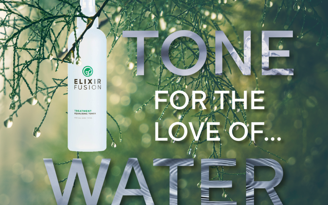 Toning for the LOVE of Water