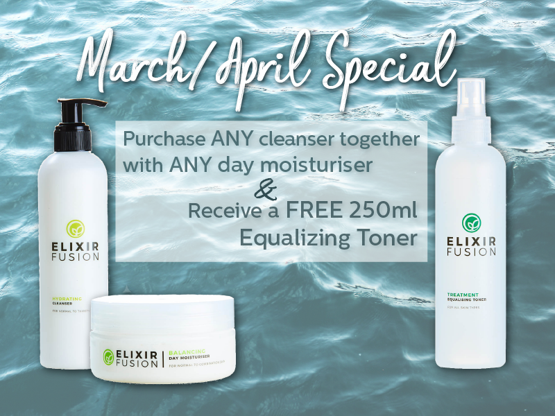 March/April special